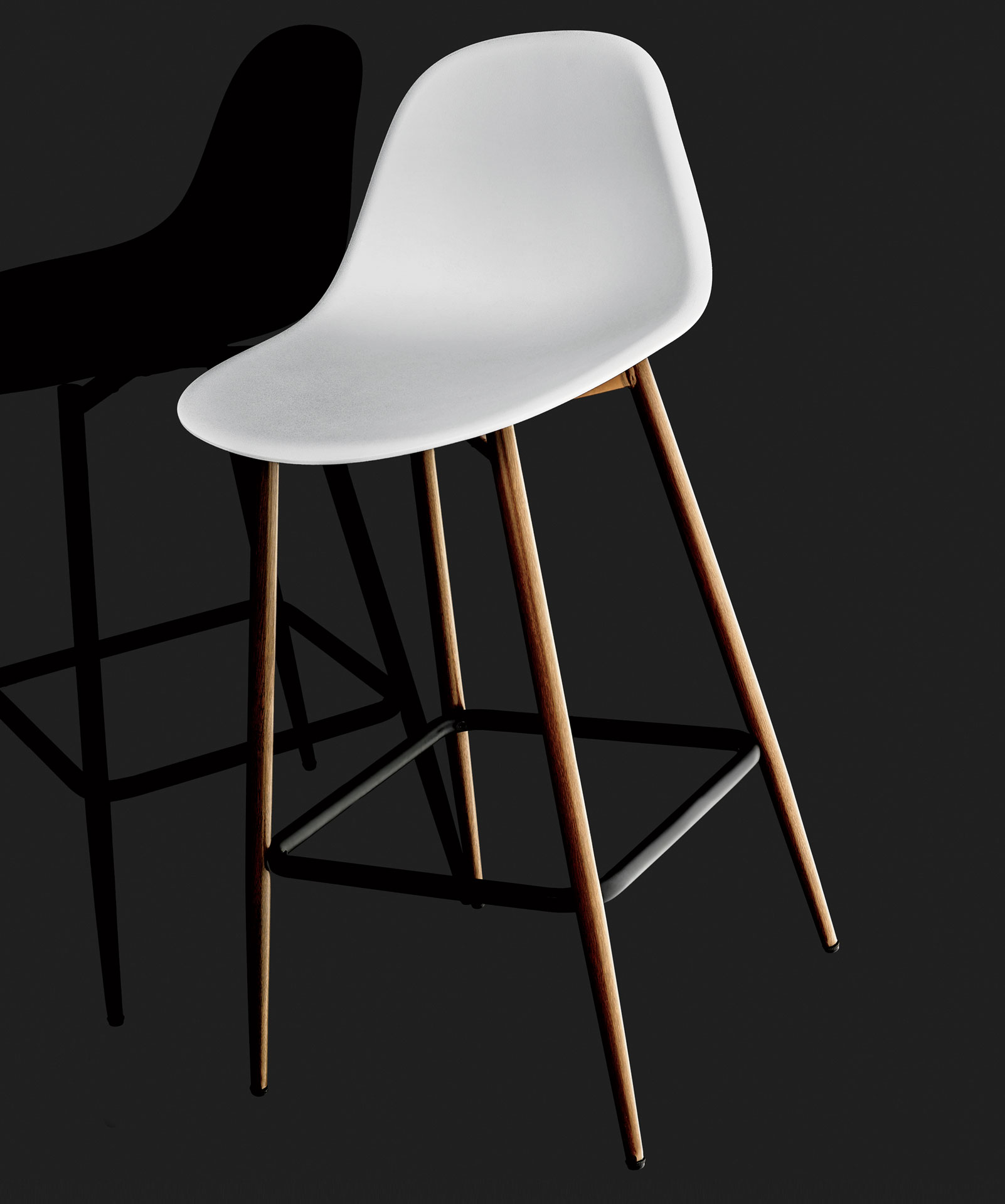 <p>Target's two-year-old Project 62 furniture line, which includes the Copley Plastic Counter Stool, has given the company new momentum.</p>