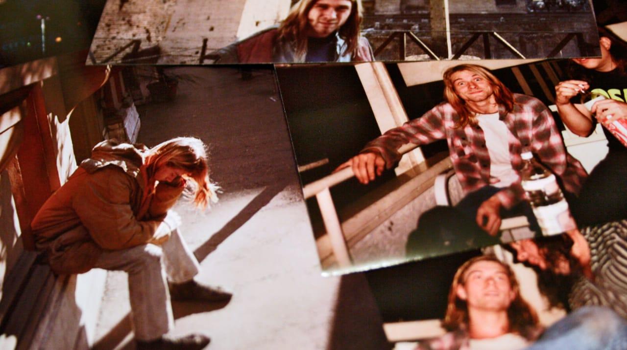 New Kurt Cobain evidence photos give fresh insight into