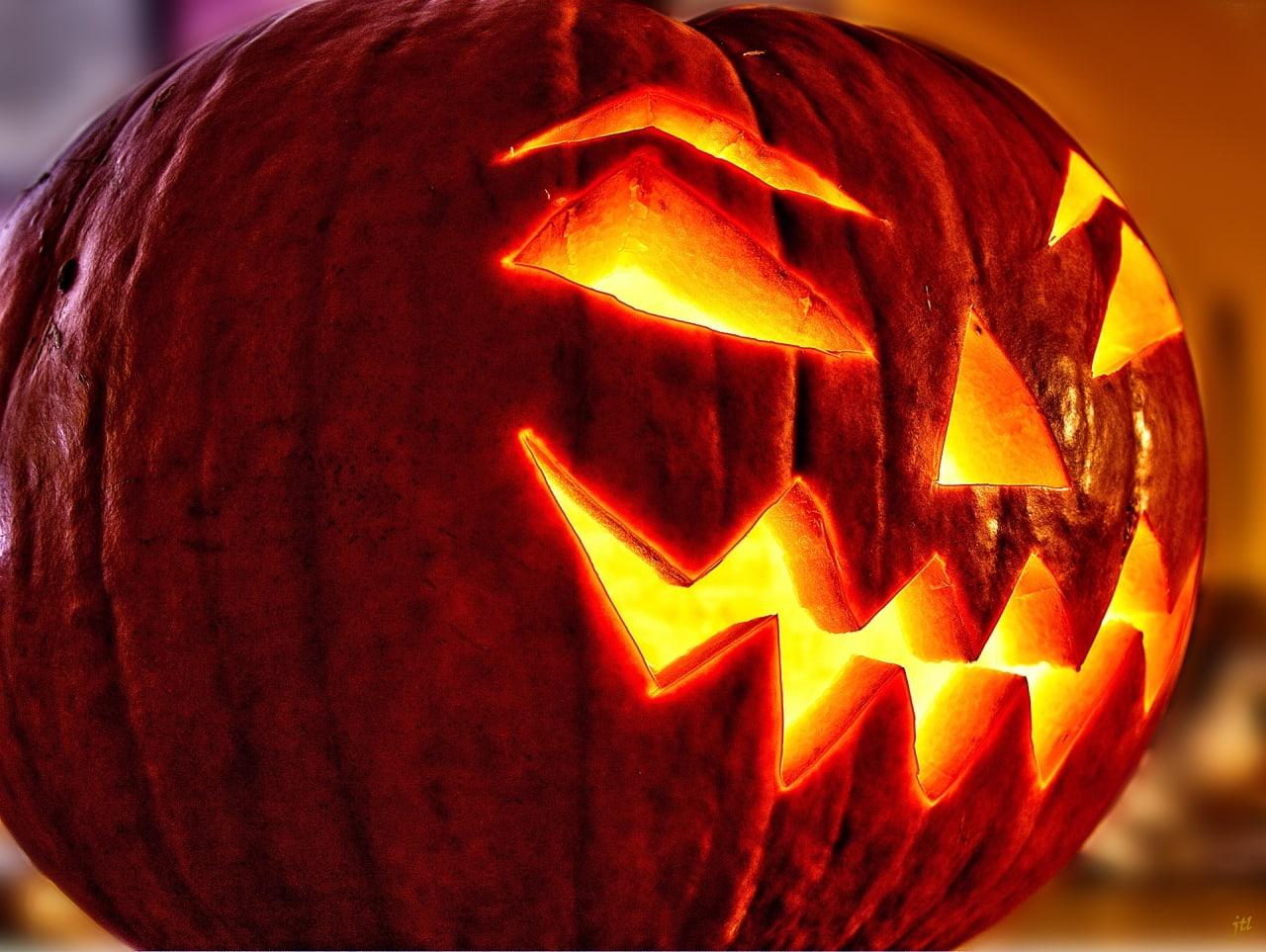 Как сделать тыкву для хэллоуина своими руками 746