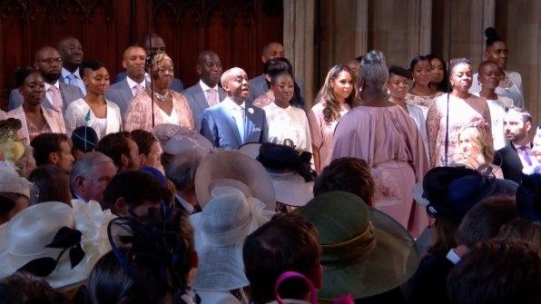 How Harry Meghans Royal Wedding Broke Tradition