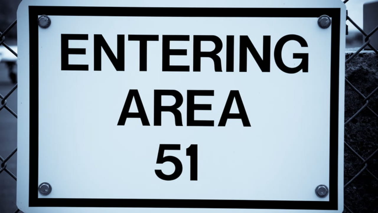 Why everyone's talking about storming Area 51