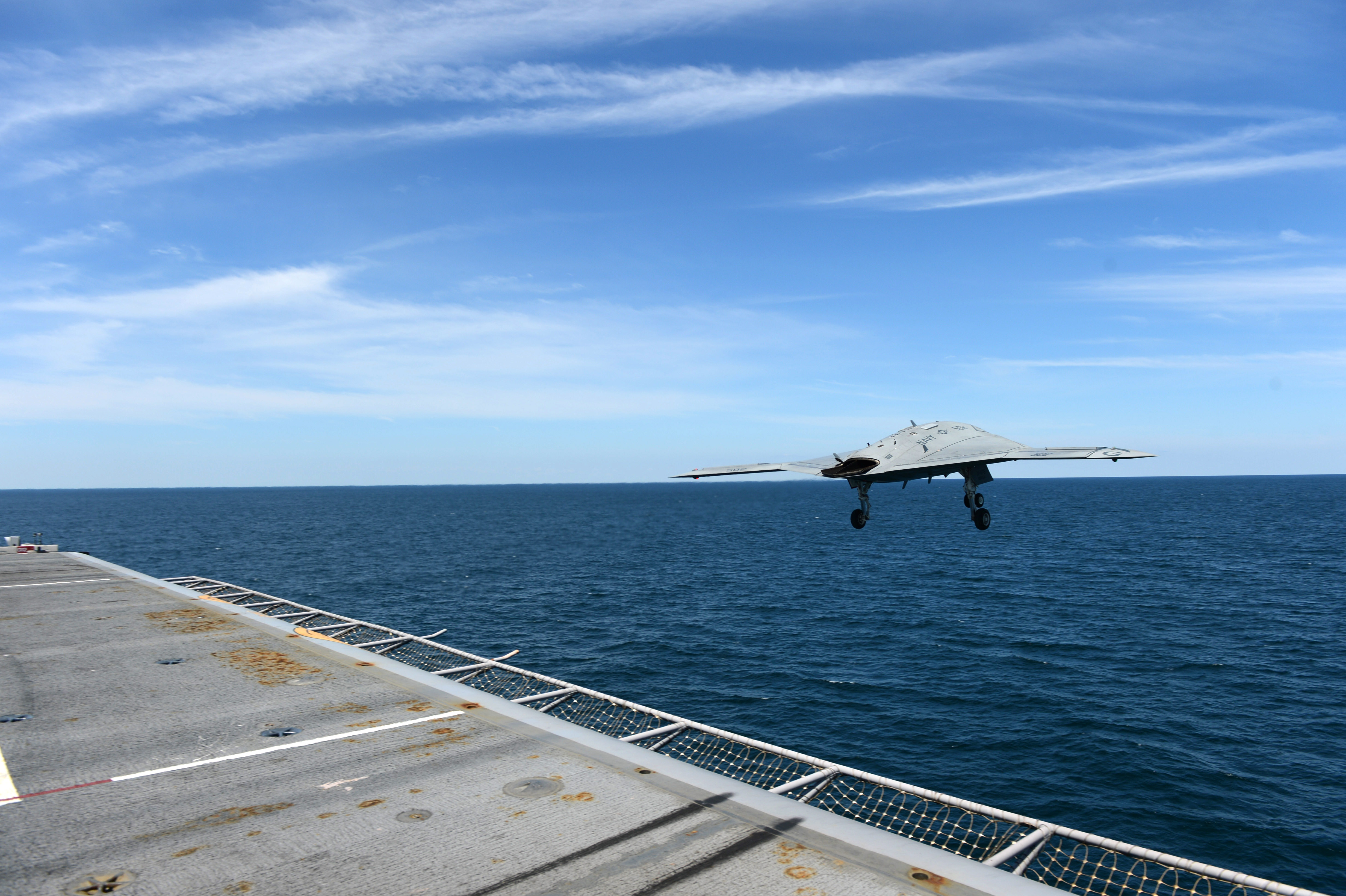 Inside The Navy's Historic Embrace Of At-Sea Combat Drones