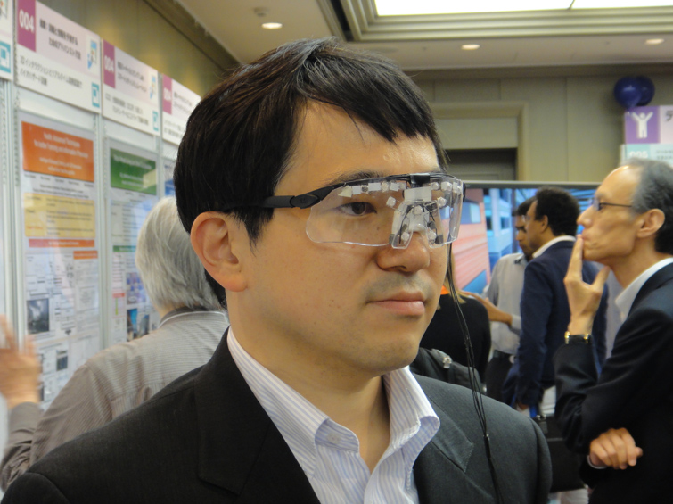 Goggles Block Facial Recognition Algorithms