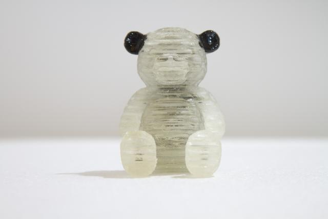 3-D Printing Just Got Faster, Cheaper And… Squishier