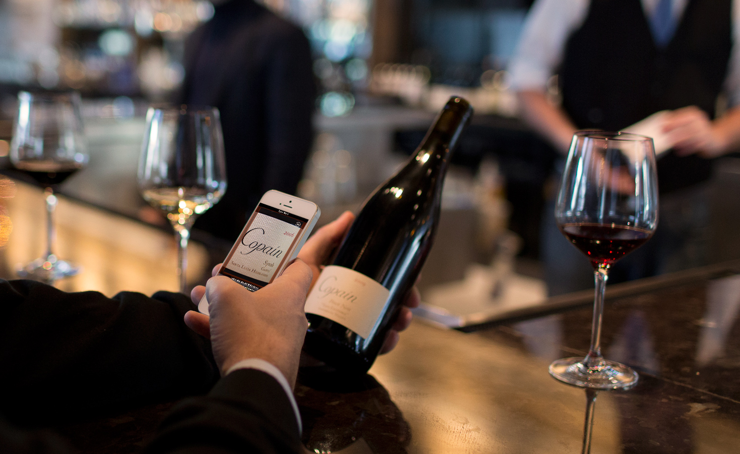 """The Shazam for Wine"" Lets You Buy Vino By Snapping Its Label"