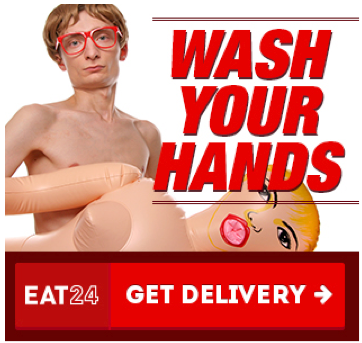 Advertising On Porn Sites Works, Just Ask Eat24