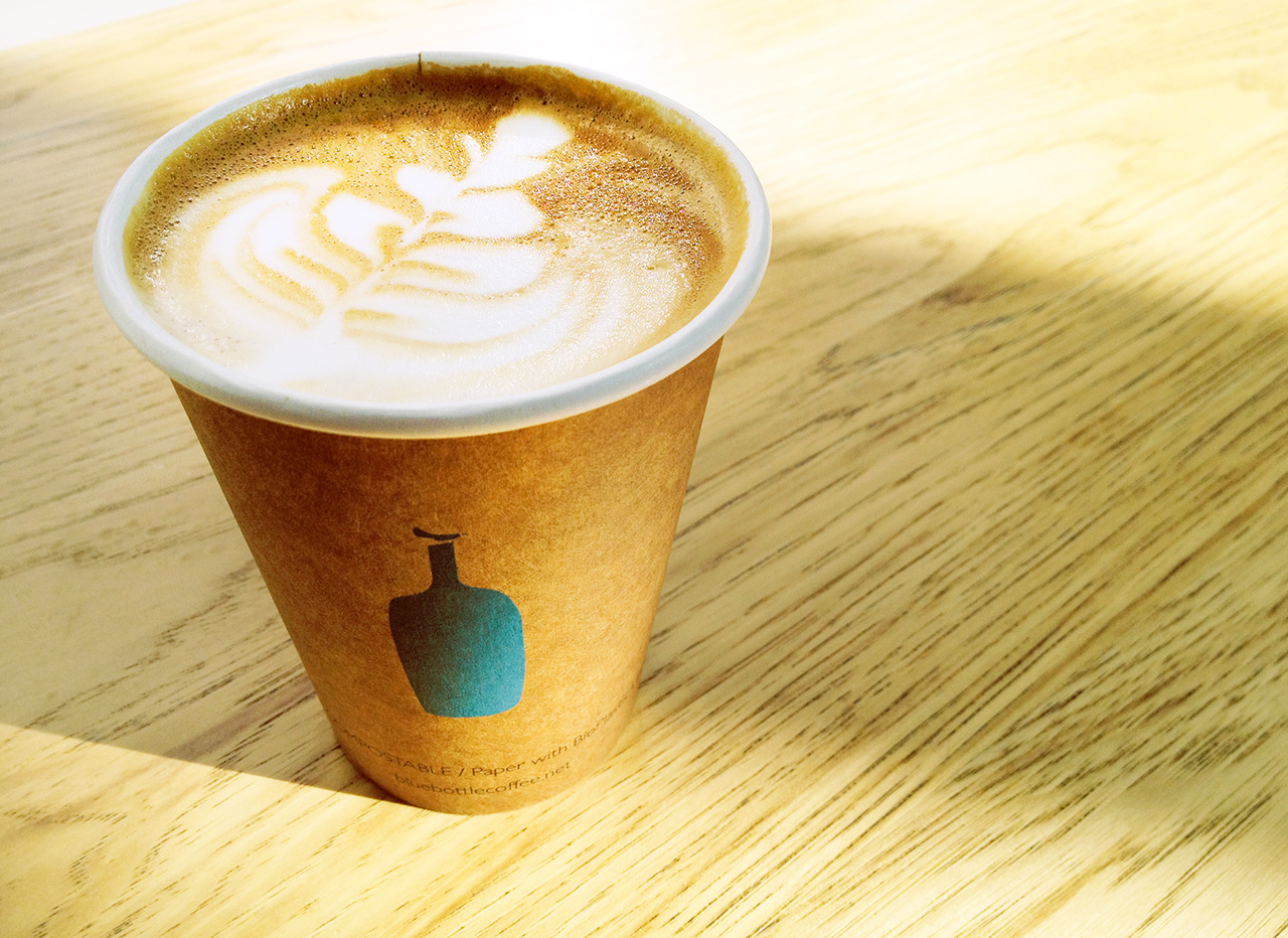 Blue Bottle's Vision For The Perfect Coffee-Shop Design
