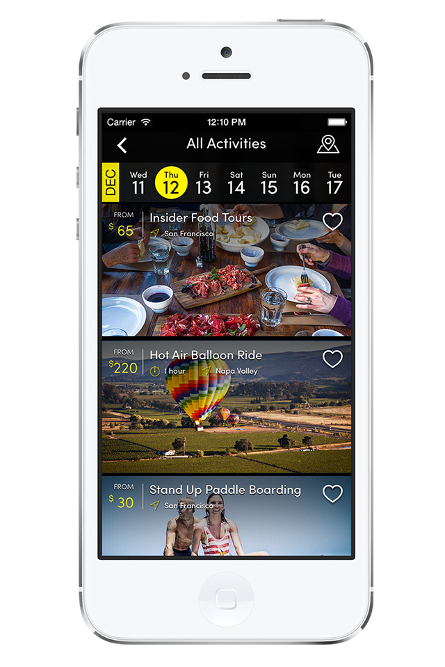 An iOS Travel App That Caters To Last-Minute Trip Planners