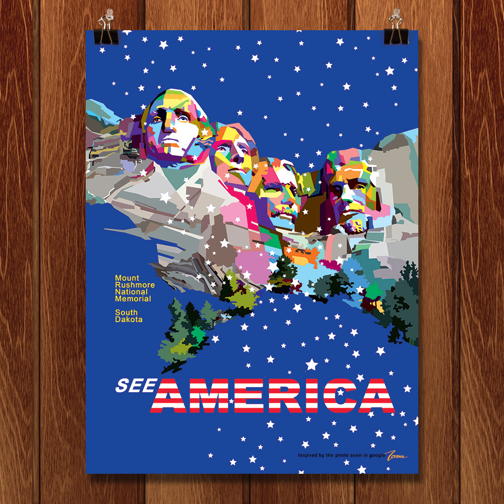 See America Project, A Revival Of Iconic Posters Celebrating America's Parks