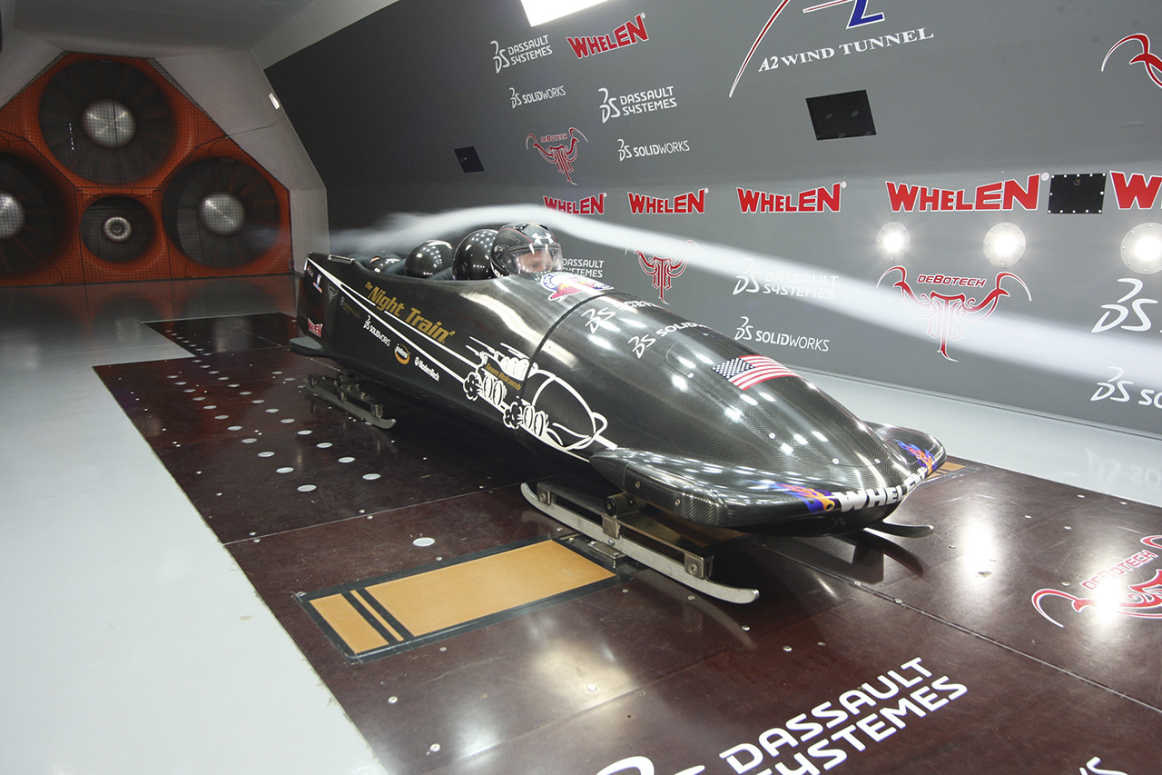 How A Nascar Champion Rebooted The Bobsled To Help Americans Win Olympic Gold