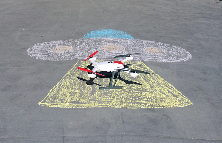 Need Advil Or A Condom? Call Up A Drone