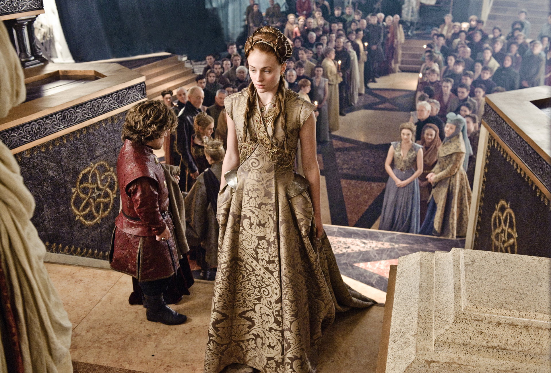 "Deciphering The Hidden Messages In ""Game Of Thrones"" Costumes"