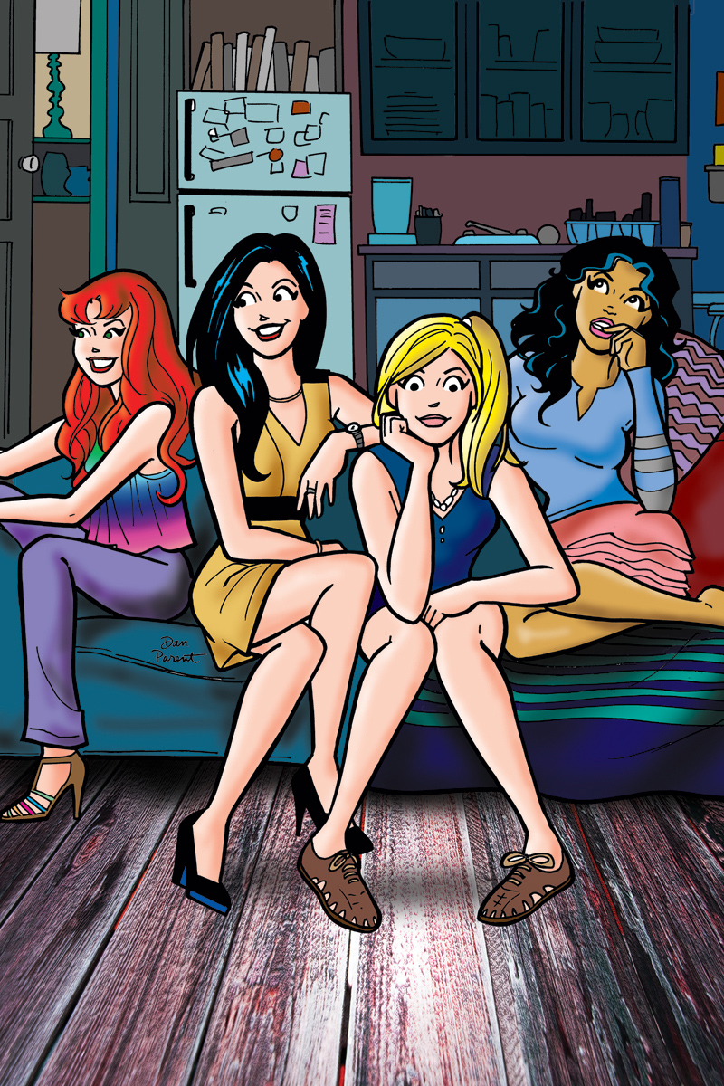 How Archie Comics' New Chief Creative Officer Is Reimagining Riverdale
