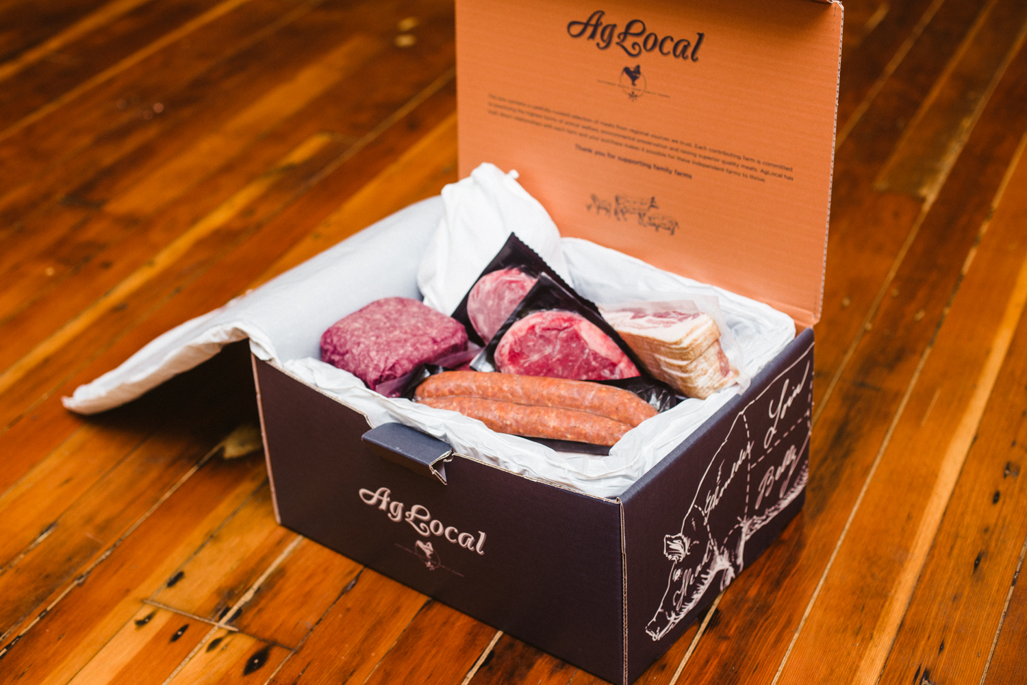 AgLocal Goes From Meat Marketplace To Meat Subscription Service