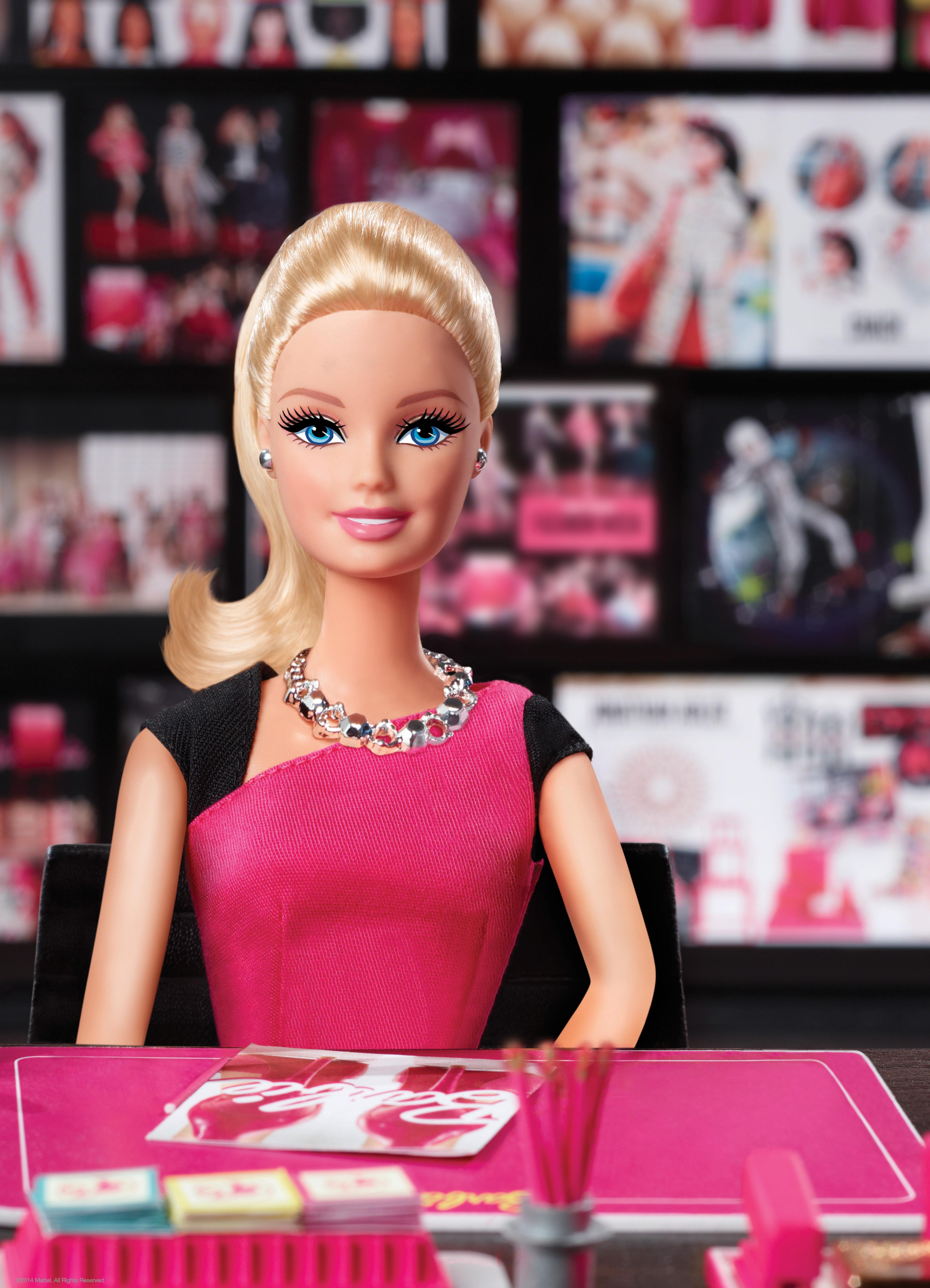 "Can ""Entrepreneur Barbie"" Change Girls' Career Ambitions?"