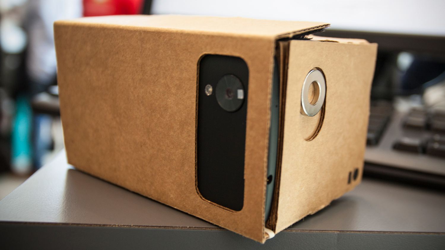 Google Wants Developers Building Virtual-Reality Apps For A Piece Of Cardboard