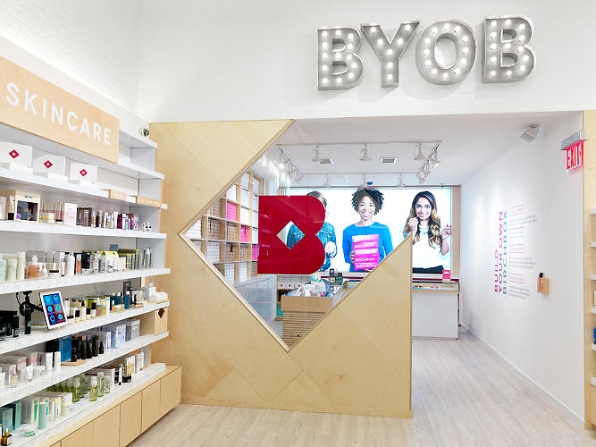 How Birchbox's New Store Ups The Fun Factor Of Shopping For Beauty Products