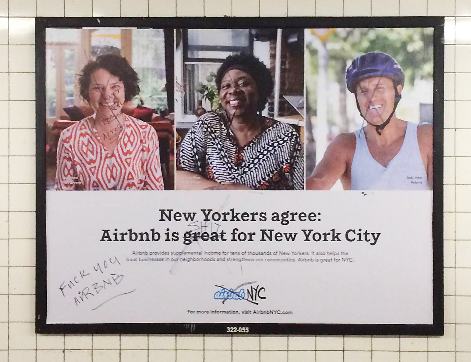 """""""F*^% You Airbnb"""": What Some New Yorkers Really Think About The Company Everyone Is Talking About"""