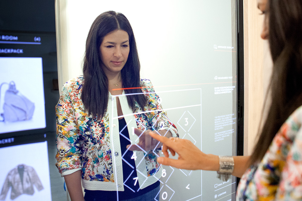 Why Rebecca Minkoff And eBay Are Betting On Smart Dressing Rooms