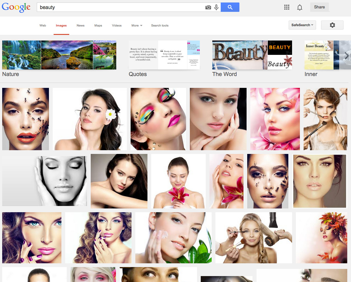Can A Search Engine Make You More Creative?