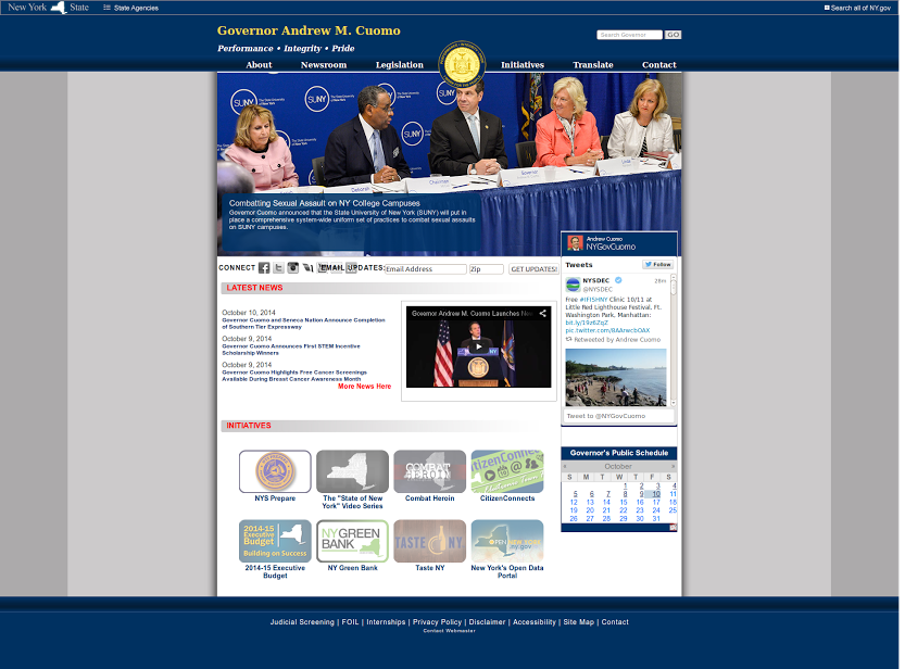 Inside NY.gov's First Redesign In 15 Years
