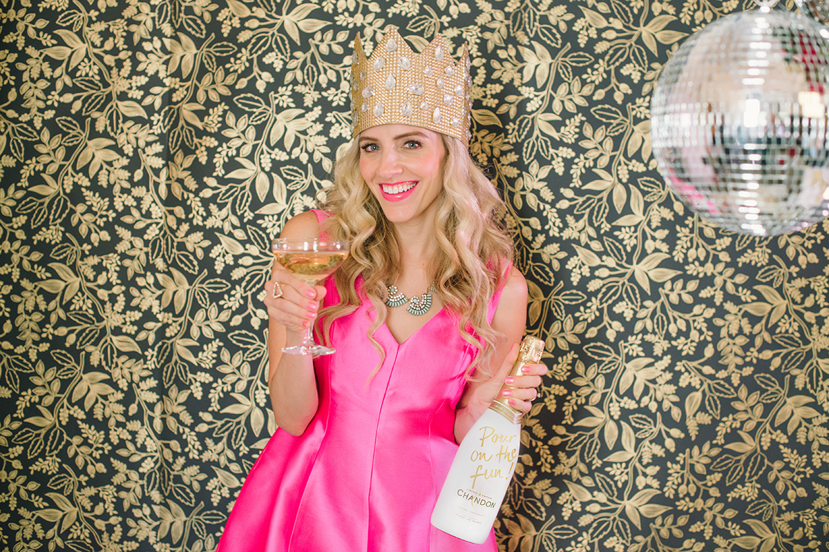 An Inside Look At Chandon's Strategy For Conquering The Millennial Bubbles Market