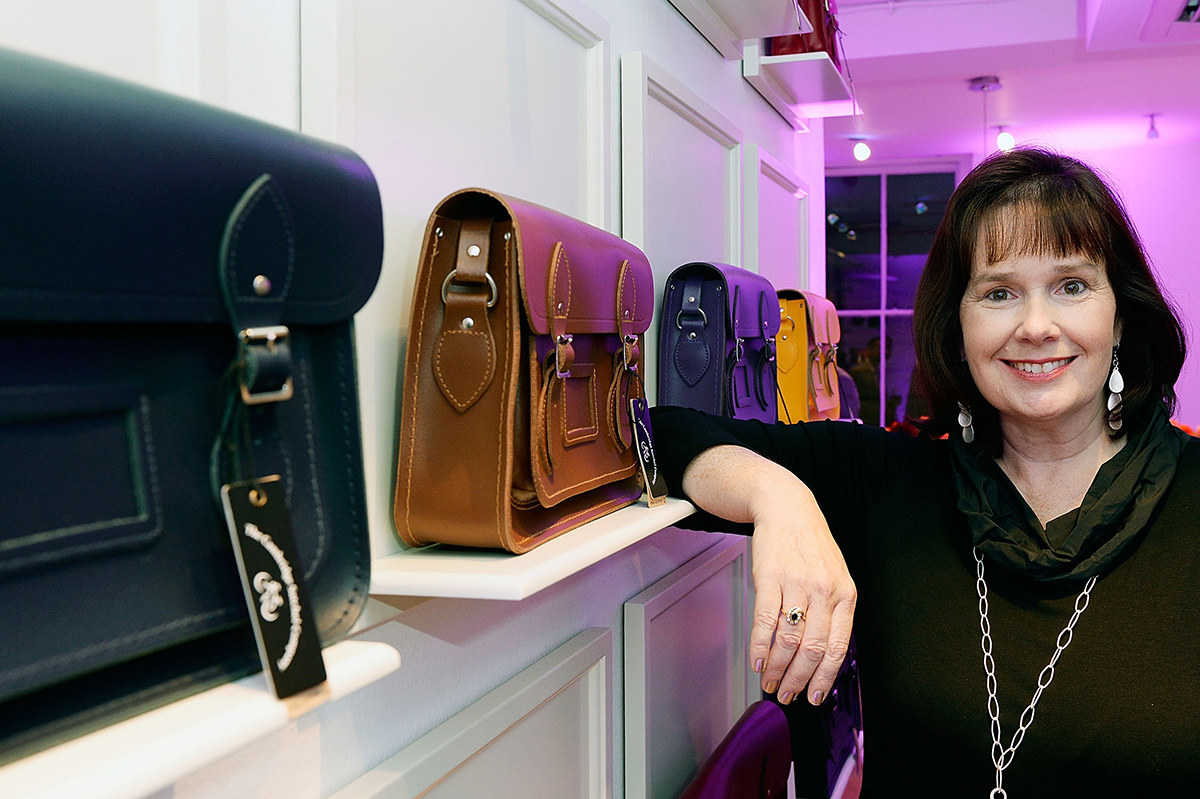This Risk-Averse British Businesswoman Launched A Million-Dollar Fashion Brand From Her Kitchen Table