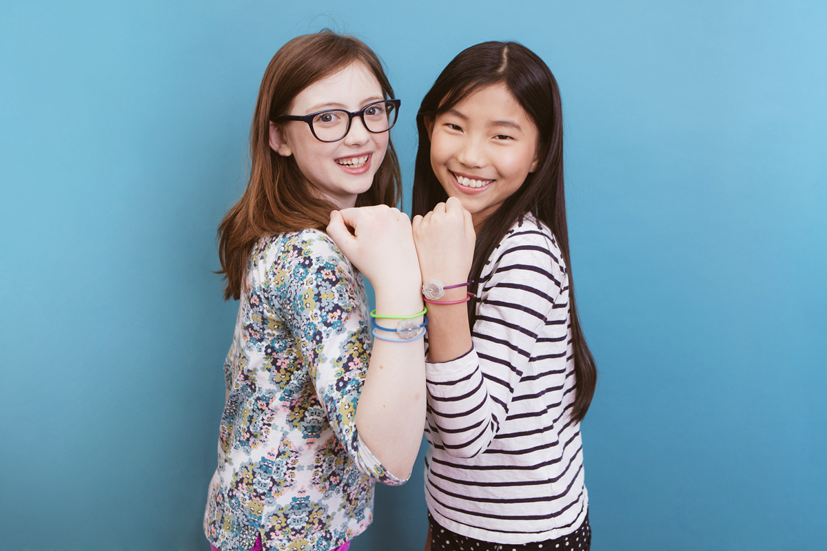 How Minecraft Inspired Jewelbots, The Programmable Bracelets For Tween Girls