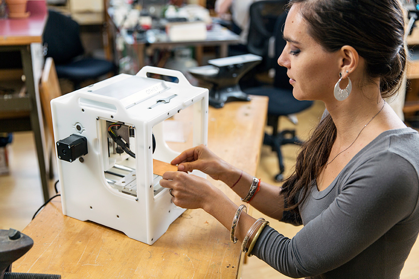 As MakerBot Struggles, Desktop Milling Machines Are On The Rise
