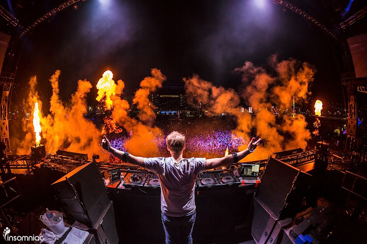 Electronic Dance Music Is Hot, And Here's the Data To Prove It