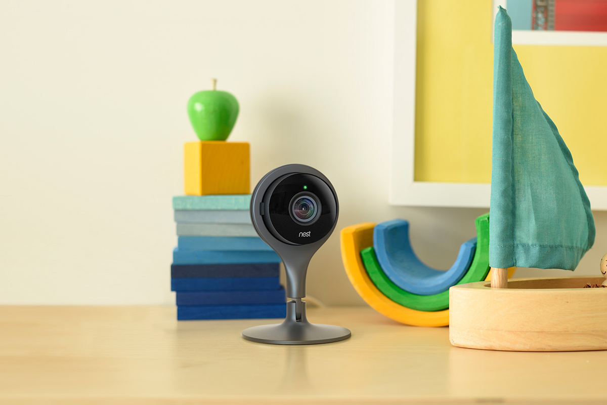 """Nest Upgrades Its """"Thoughtful Home"""" With A New Camera, A New Smoke/CO Detector, And More"""