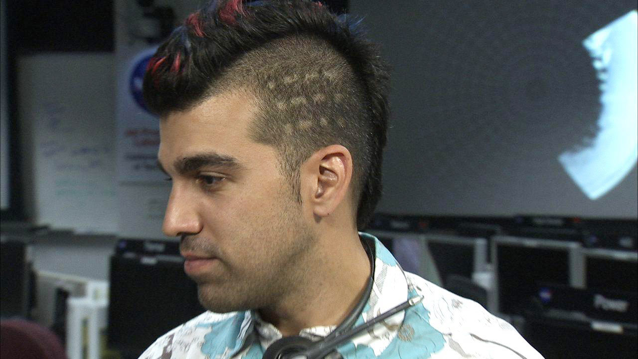 """How NASA's """"Mohawk Guy"""" Will Search For Life On Europa"""