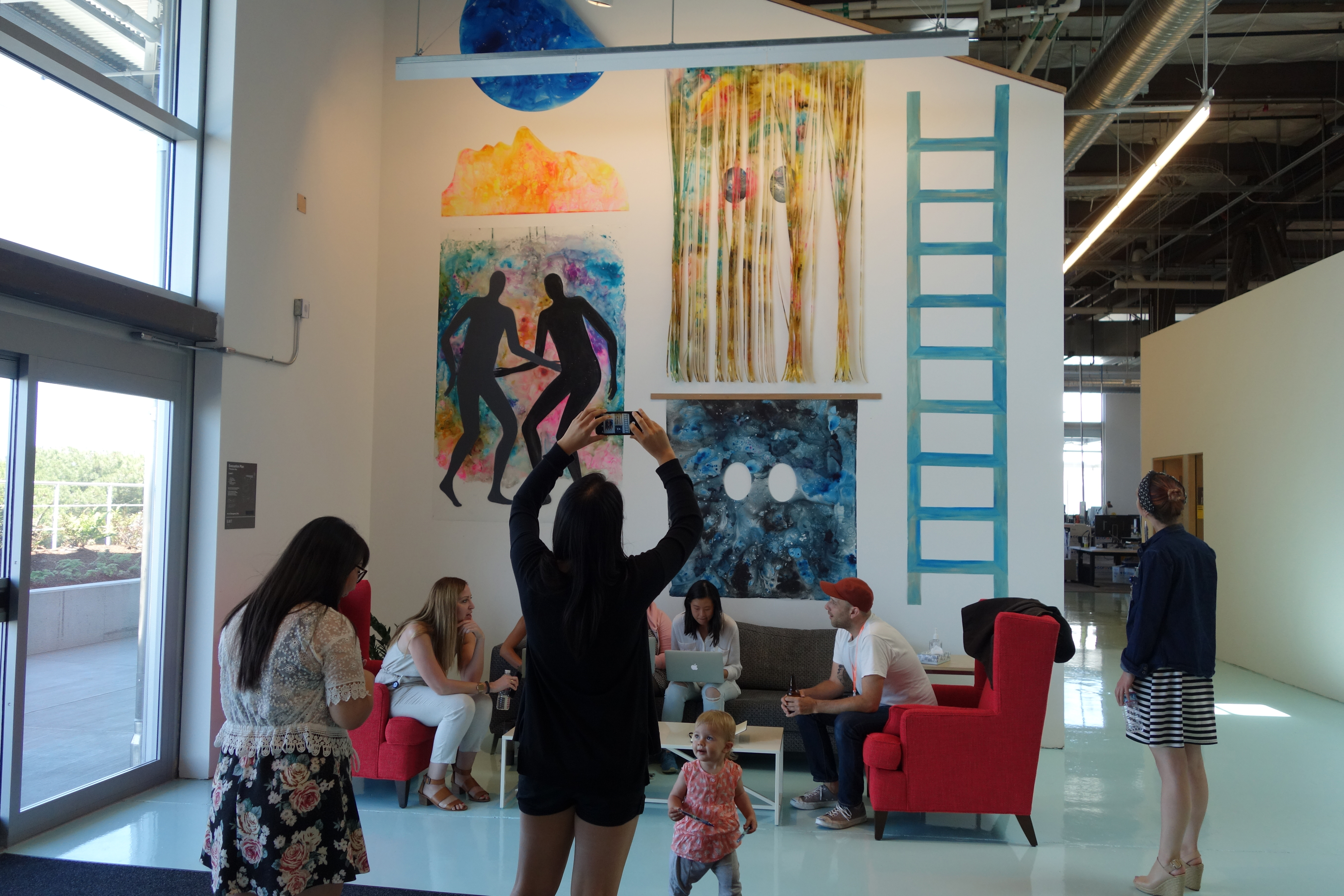 Inside The Creative Office Cultures At Facebook, IDEO, And Virgin America
