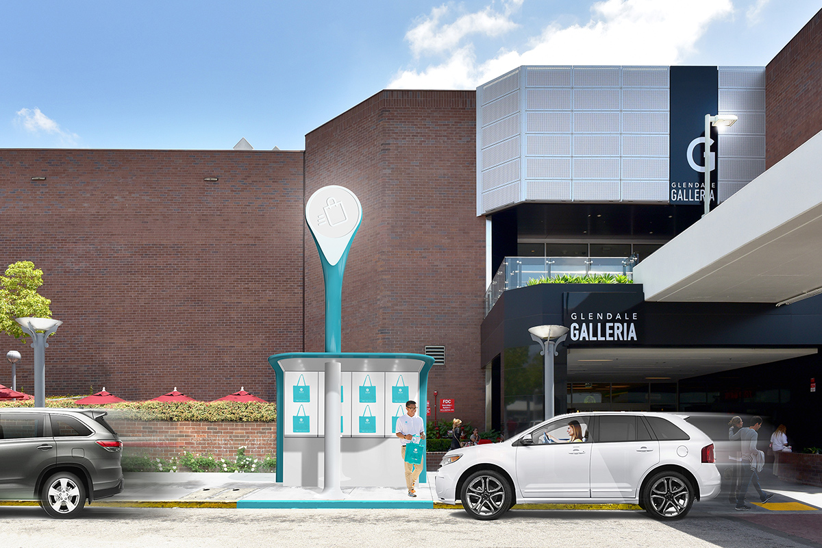 """From App To Architecture: How Curbside Designed And Built Its """"Pickup Pod"""""""