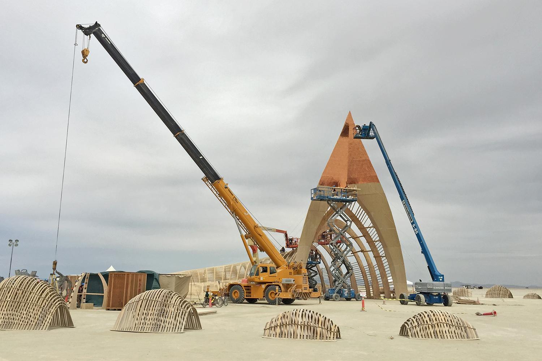 The Burning Man Temple Project, LLC