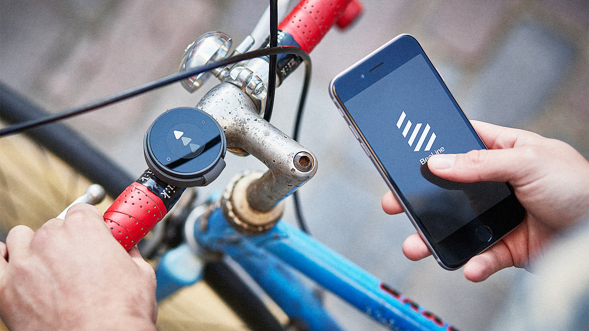 This Smart Bike Navigation System Brings Back The Joy Of Riding Unexplored Routes