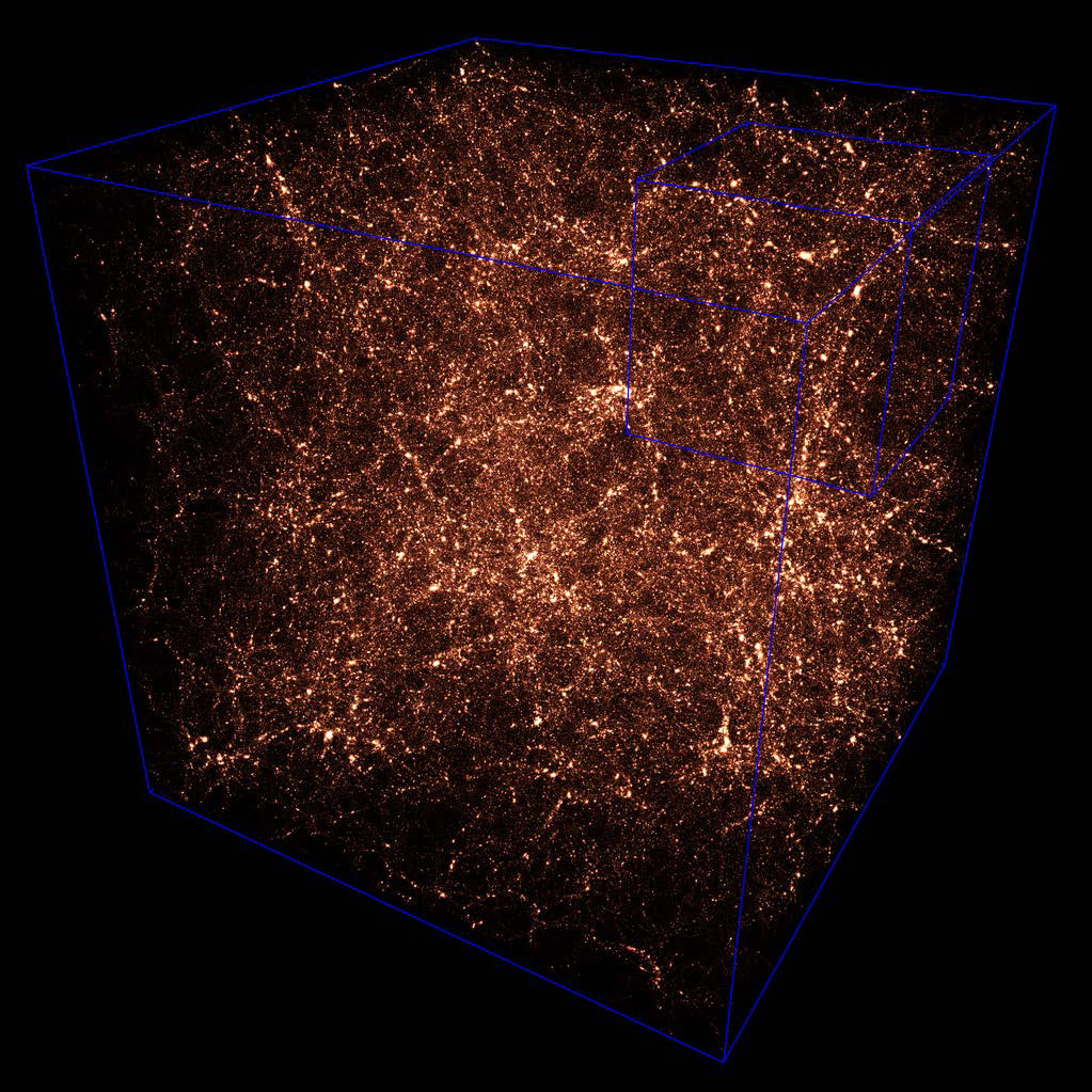 """To Understand The Big Bang, Scientists Created This Amazing """"Synthetic Map"""""""