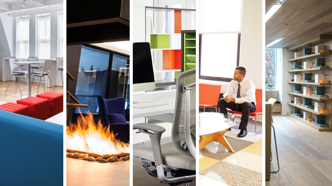 8 Top Office Design Trends For 2016