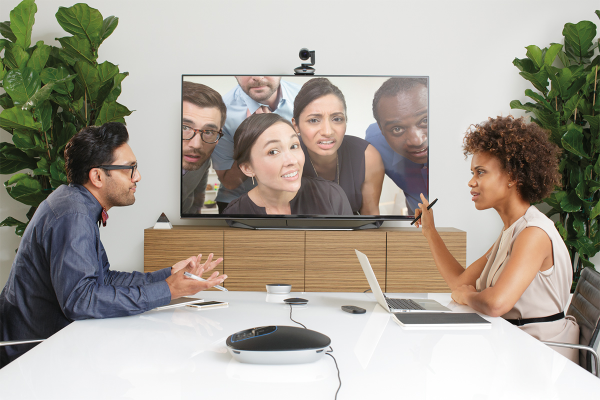Logitech Has Quietly Become A Big Deal In Videoconferencing