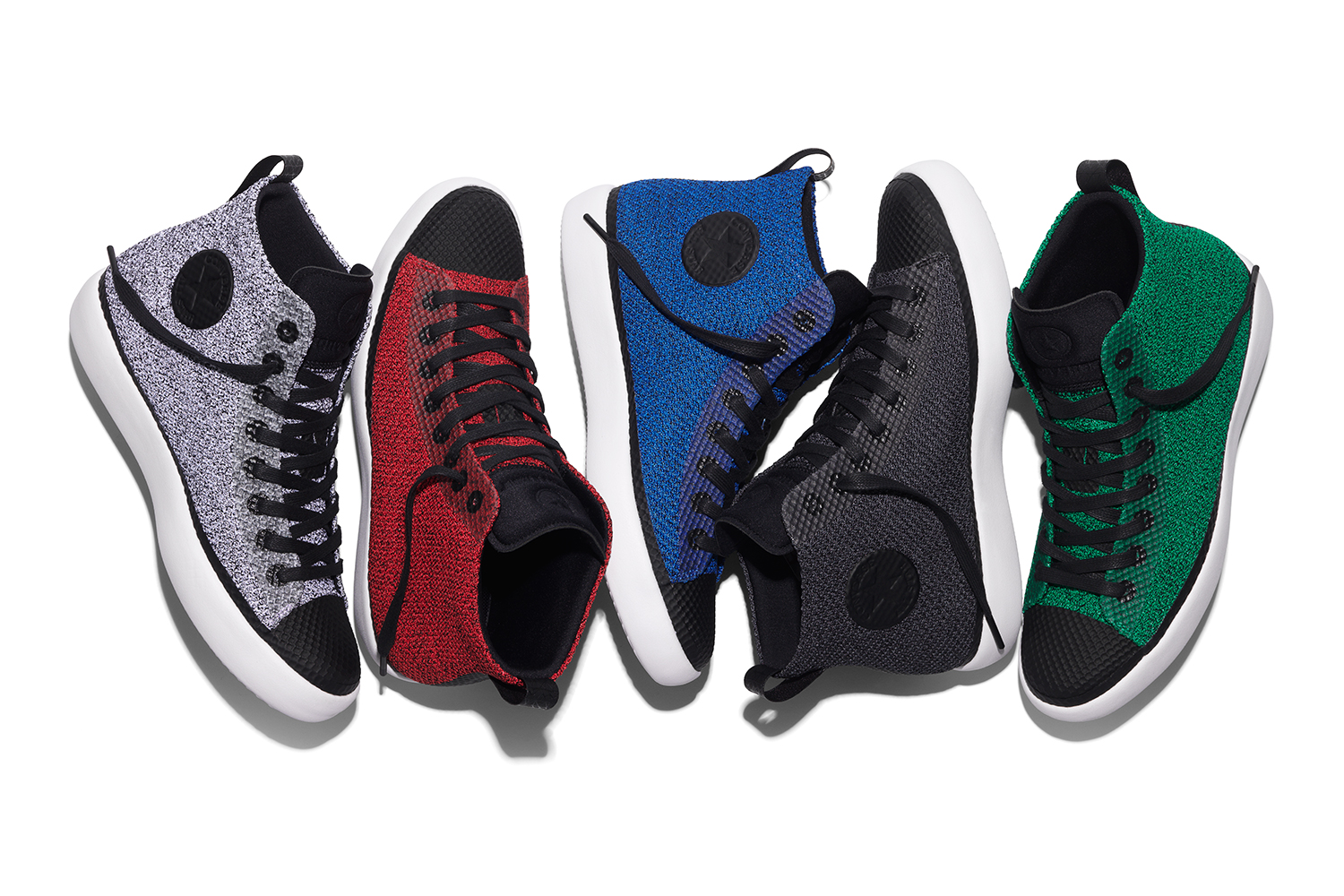 Converse Debuts A Totally Reimagined All Star Sneaker