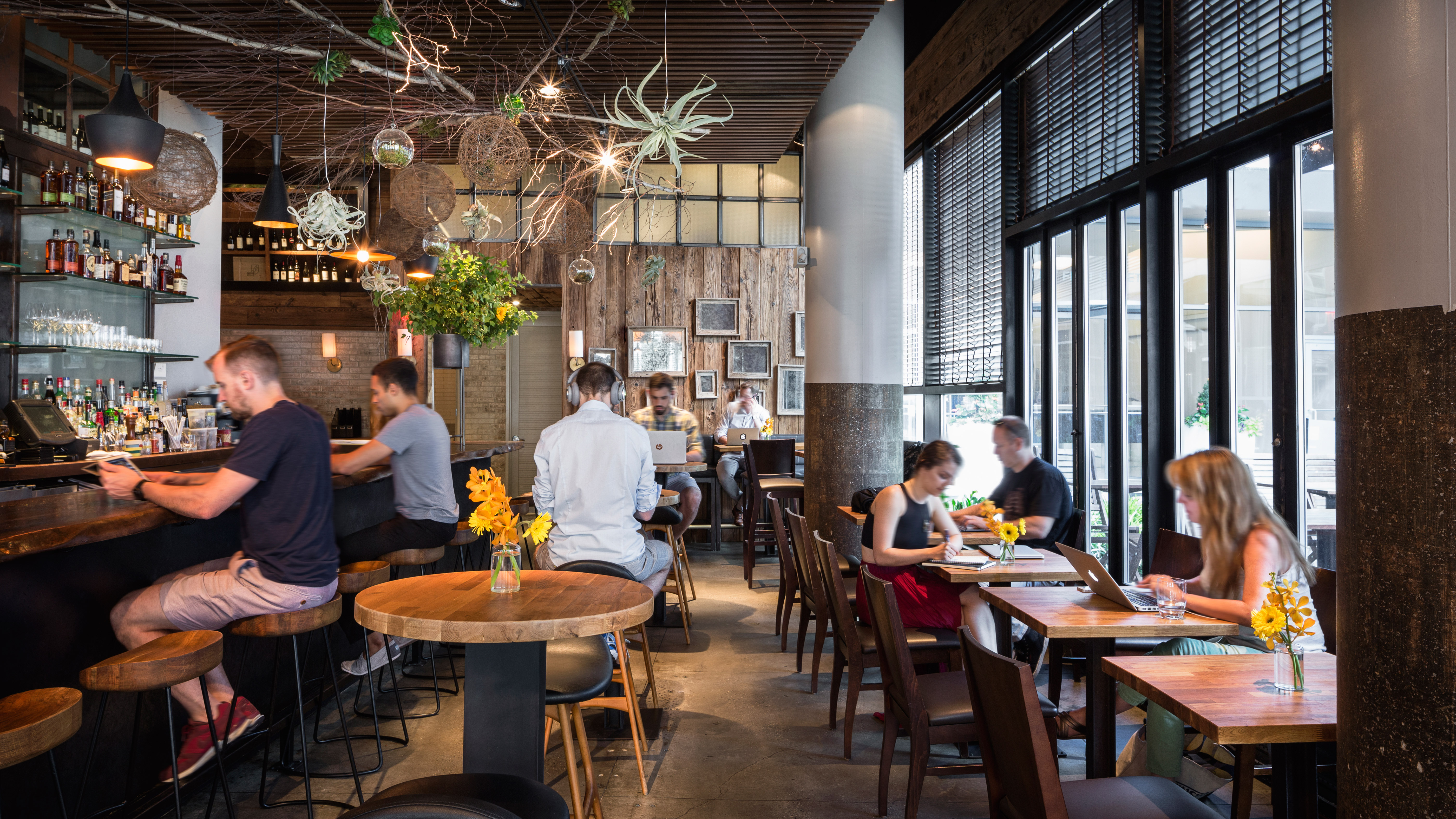 Are Empty High-End Restaurants The Next Coworking Trend?