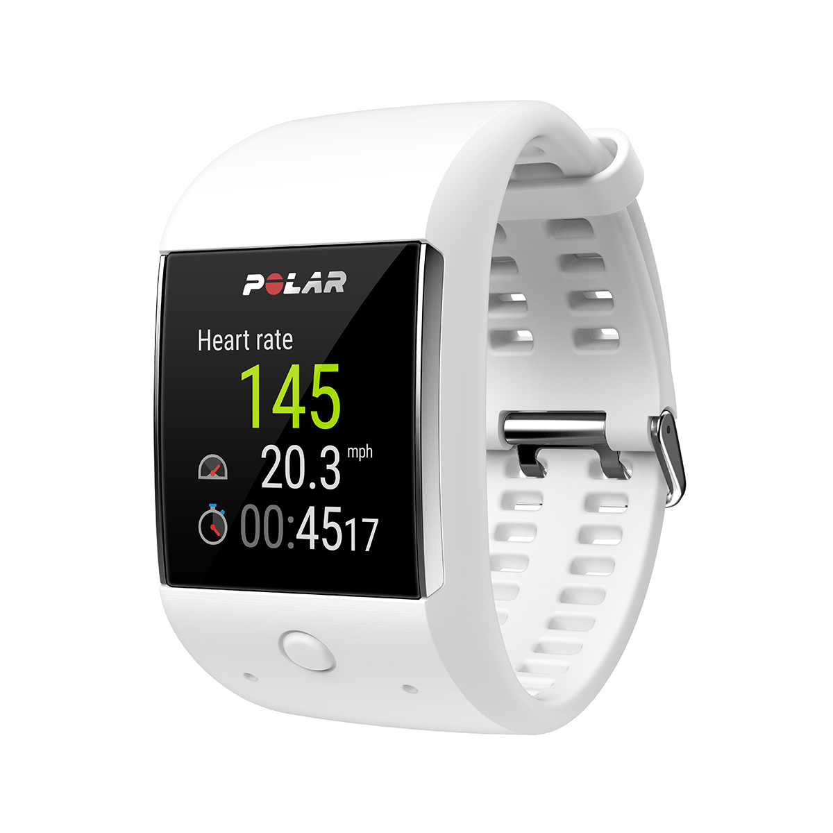 Polar's New Android Smartwatch Can Train Serious And Novice Athletes