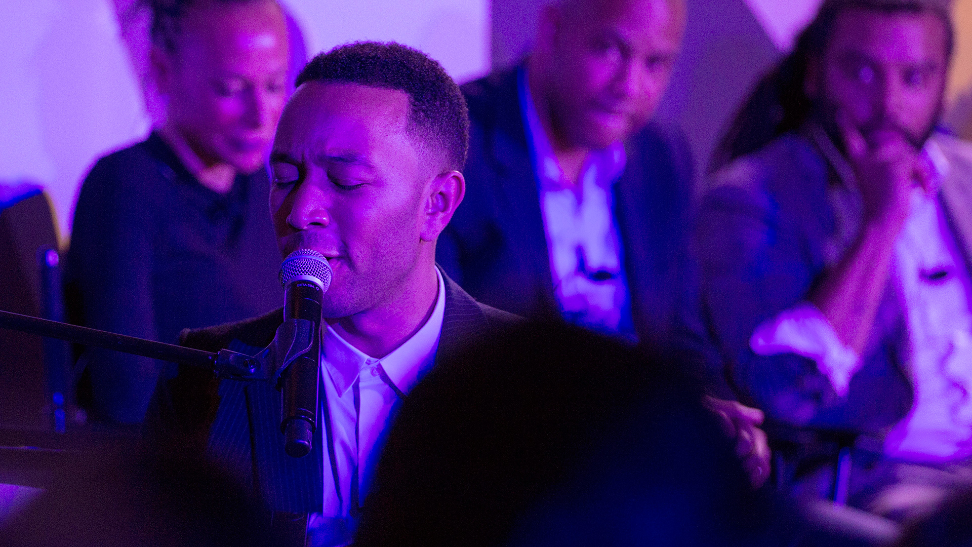 John Legend Lays Down 4 Steps To Maximize Your Creativity
