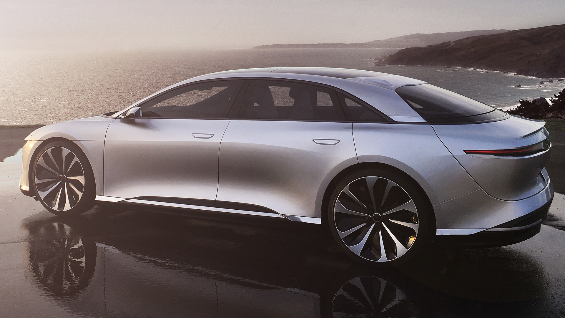 """Meet Lucid, An Aspiring Tesla Competitor Selling A $100K """"Private Jet On Wheels"""""""