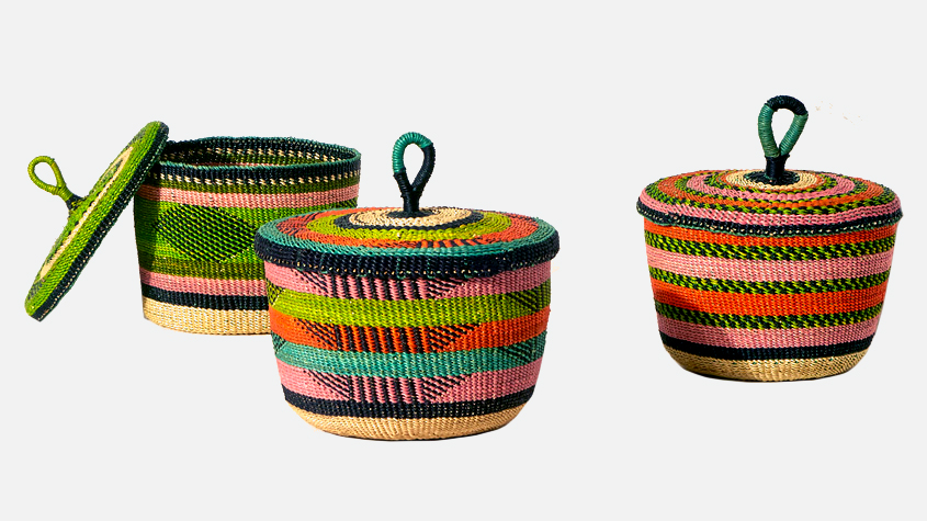 Baba Tree Banasco Basket