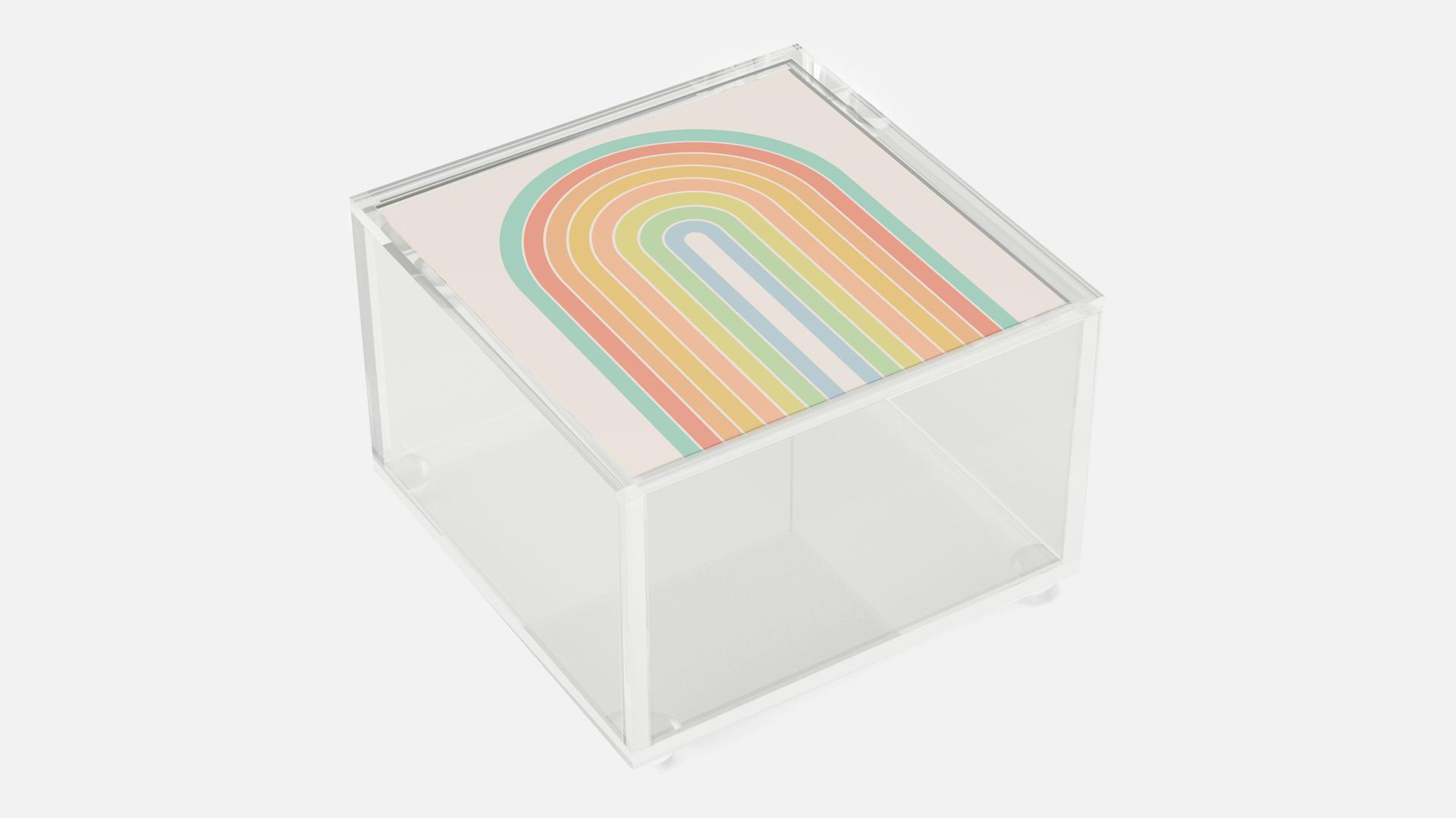 Society6 Acrylic Box