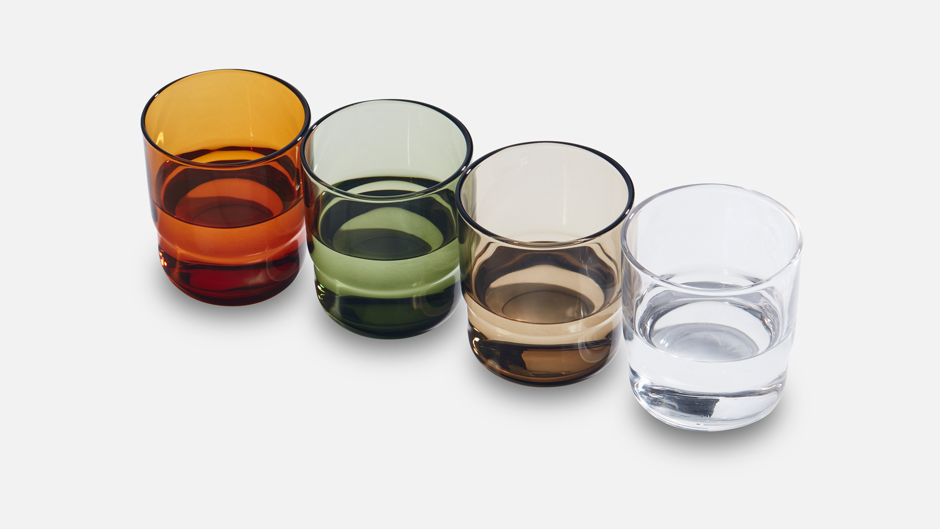 Our Place Drinking Glasses