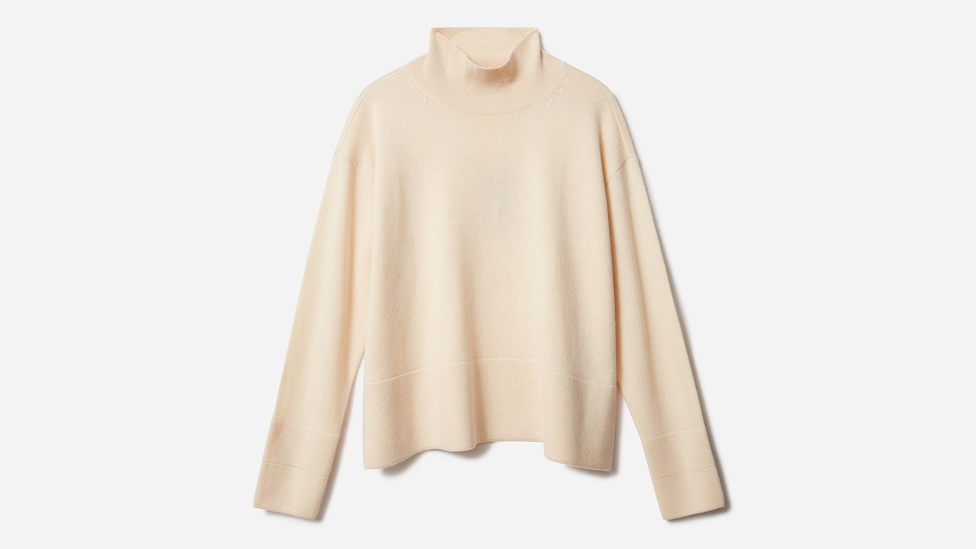 Everlane cashmere turtleneck