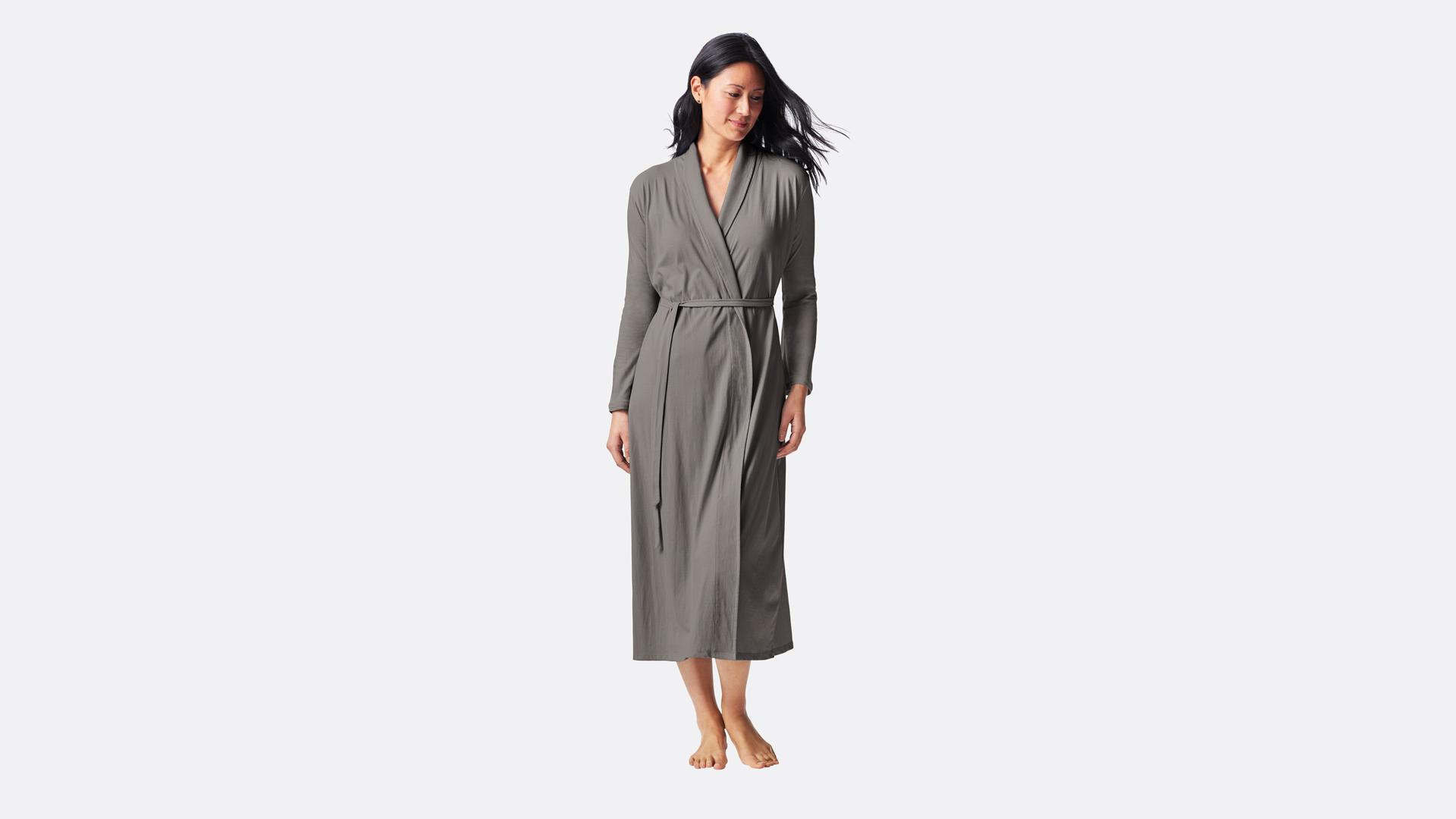 Coyuchi Solstice Organic Relaxed Robe