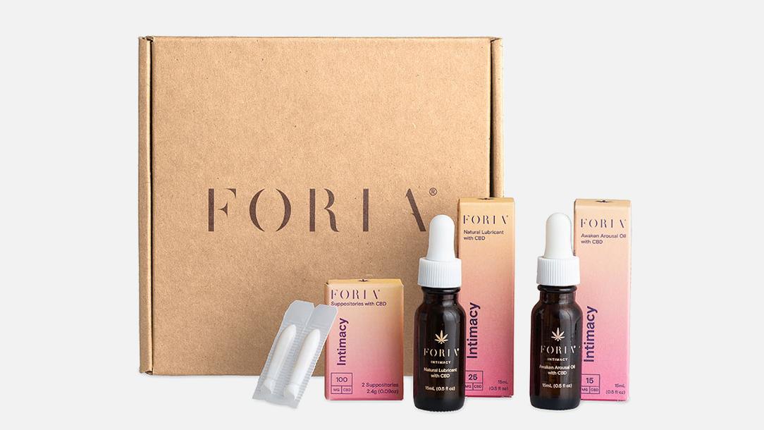Foria Quickie Kit